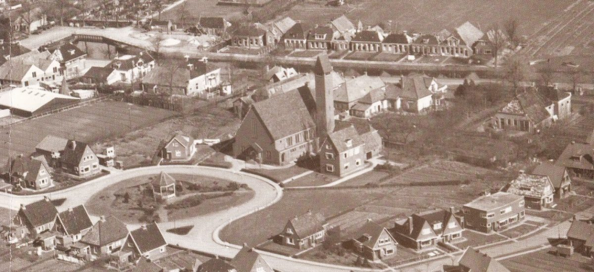 Foto: 100 jaar GK te Grijpskerk